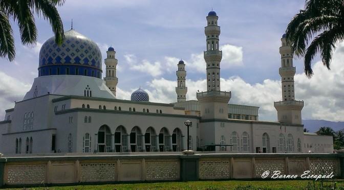 City Mosque: Kota Kinabalu