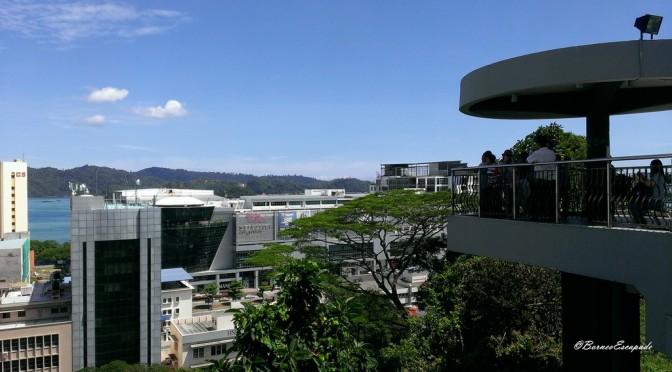 Signal Hill Observatory Platform: Kota Kinabalu