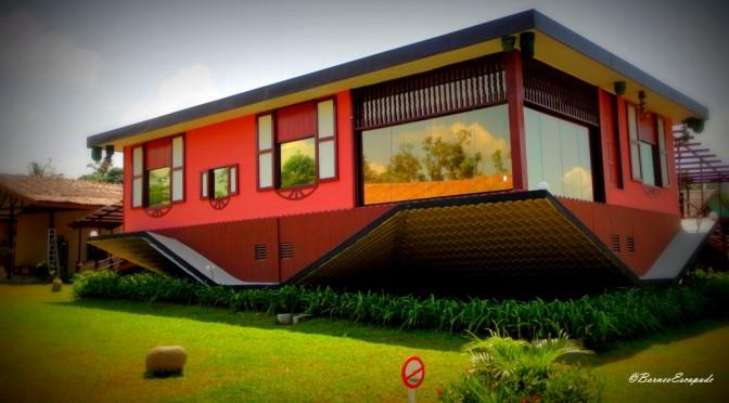 Upside Down House: Kota Kinabalu