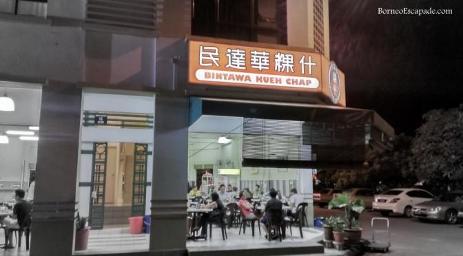 Bintawa Kueh Chap: Kuching