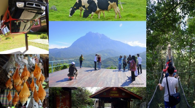 """A """"See-It-All"""" Trip In One Day: Kota Kinabalu"""