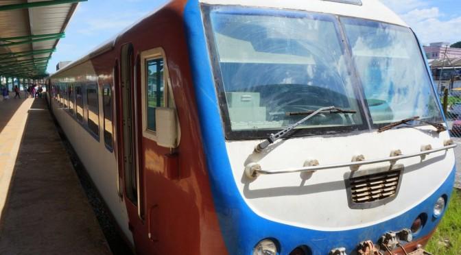 Sabah State Railway: Kota Kinabalu