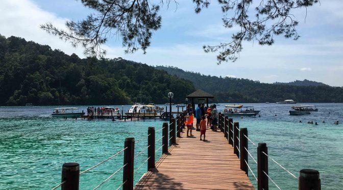 A Day Trip To Pulau Sapi/ Sapi Island Off Kota Kinabalu