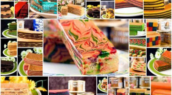 Mira Cake House: Kuching